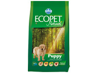 Корм Farmina Ecopet Natural Puppy для щенков 12кг