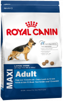 Корм Royal Canin для собак крупных размеров Maxi Adult 15кг