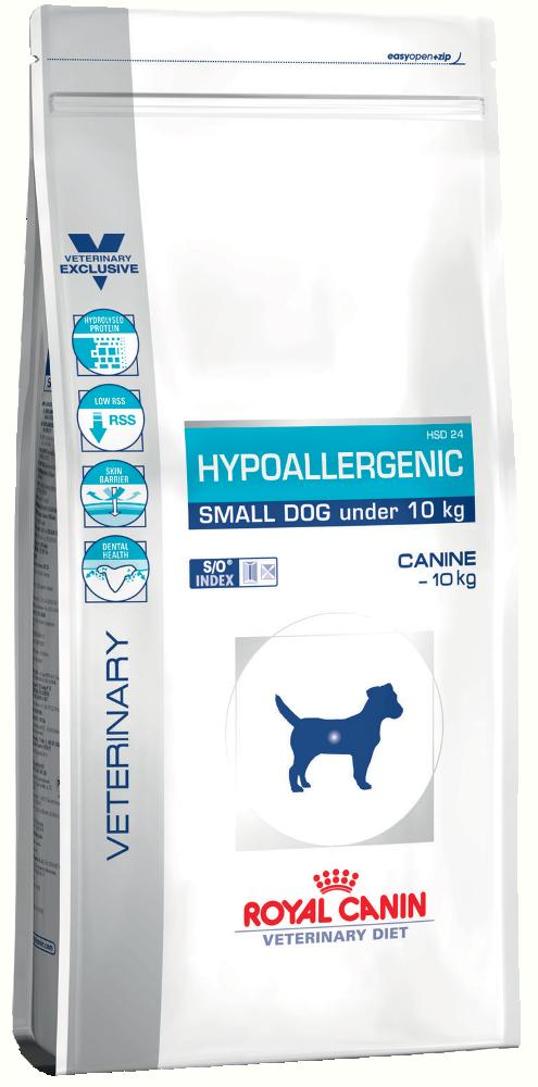 Корм royal canin hypoallergenic для котов