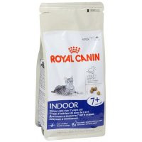АКЦИЯ!!!Корм Royal Canin Indoor 7+ для пожилых кошек в возрасте от 7 до 12 лет живущих в помещении 400гр